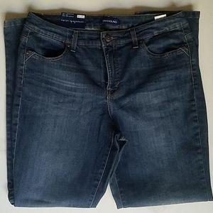 BANDOLINO Karyn Boyfriend Jeans blue sz10